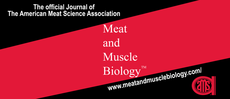 Meat Science Lexicon